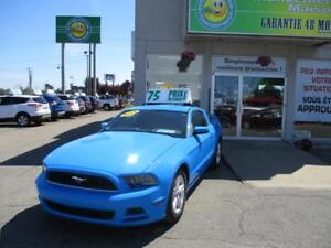 2014 Ford Mustang V6 ++IMPECCABLE+À+VOIR+ABSOLUMENT++