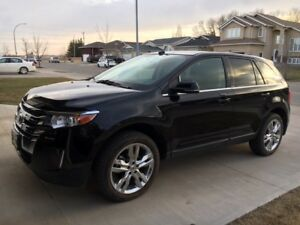 2014 Ford Edge AWD Limited SUV, Crossover