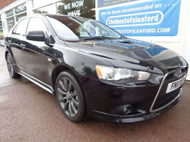 Mitsubishi Lancer 2.0 ( 237bhp) 4X4 2011 Ralliart GS Full Dealer History 30k mls