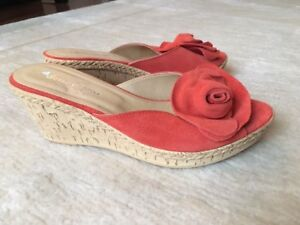 Women Wedge shoes size 8