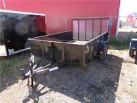 Forest River Haulin Utility Trailers. Brand New!! Calgary Alberta Preview