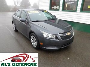 2013 Chevrolet Cruze LT Turbo only $118 bi-weekly all in!