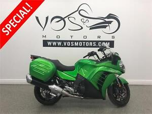 2015 Kawasaki Concours- Stock#V2743- No Payments for 1 Year