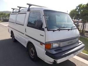 1994 Mazda E2000 Van/Minivan Mount Louisa Townsville City Preview