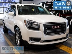 2014 GMC Acadia AWD SLT FULLY LOADED! NAV LEATHER SUNROOF V6