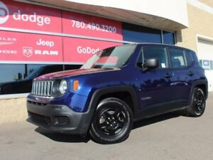 2016 Jeep Renegade Sport / LOW MILEAGE - 6 SPEED MANUAL