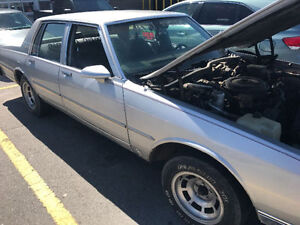 1986 caprice trade for other Chevy or gmc