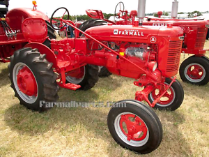 FARMALL A PARTS WANTED Acton Burnie Area Preview