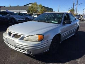 Pontiac Grand Am SE1 2001