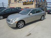 2004 Infiniti G35  Luxury Loaded!! 2 sets of tires!