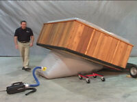 ☆ Hot tub movers - ☆ 647.204.0632 ☆