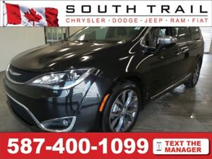 2017 Chrysler Pacifica Limited Call Taylor 587-400-0720