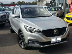 2019 MG ZS Silver Automatic Wagon Hoppers Crossing Wyndham Area Preview