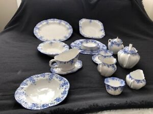 Dainty Blue China by Shelley