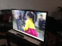 "Blaupunkt 40"" Widescreen 1080p Full HD LED TV (Freeview HD, Slim Design) [Energy Class A+]"