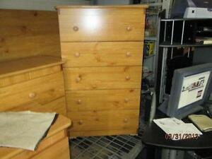 Five Drawer Chest Brand new