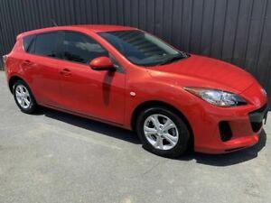 2011 Mazda 3 BL 10 Upgrade Maxx Red 6 Speed Manual Hatchback
