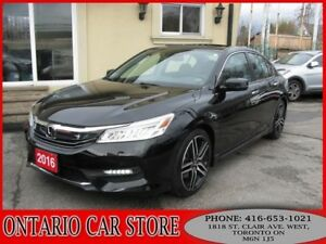 2016 Honda Accord TOURING !!!TOP OF THE LINE!!!