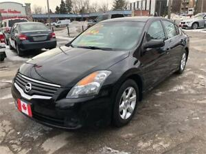 2007 Nissan Altima 2.5 SL BLUETOOTH AUX LOADED LEATHER..MINT