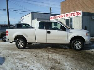 2008 Ford F-150 XL SuperCab 4X4