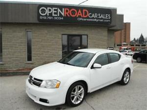2012 Dodge Avenger SXT * CERTIFIED * NO ACCIDENTS * HTD SEATS