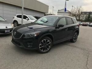2016 Mazda CX-5 GT NAVIGATION*HEATED SEATS*LEATHER