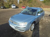 Ford Mondeo 1.8i LX (blue) 2007
