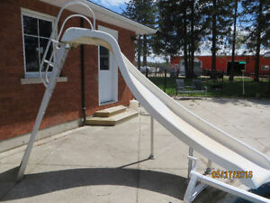 Waterslide for Swimming Pool