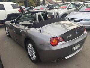 2004 BMW Z4 E85 2.5I Grey 5 Speed Automatic Roadster Croydon Burwood Area Preview