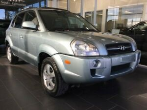 2008 Hyundai Tucson GLS, HEATED SEATS, ACCIDENT FREE