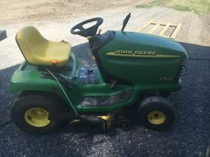 Wanted Lawn Tractor