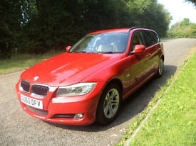 New Shape - 60 Plate-2010 - BMW 3 Series 2.0 318i Touring 5dr Estate - Full Service History