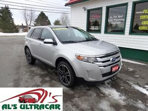 2014 Ford Edge SEL AWD V6 w/ NAV only $219 bi-weekly all in!