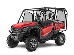 *All New* 2016 Honda Pioneer 1000-5 Deluxe 1.9% Comm/Farm $19399