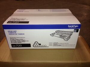Brand New Original OEM Sealed Brother DR-720 Drum Unit.