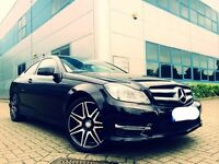 *Further deduced for quick sale* Mercedes C Class 2.1 C220 CDI BlueEFFICIENCY AMG Sport Plus