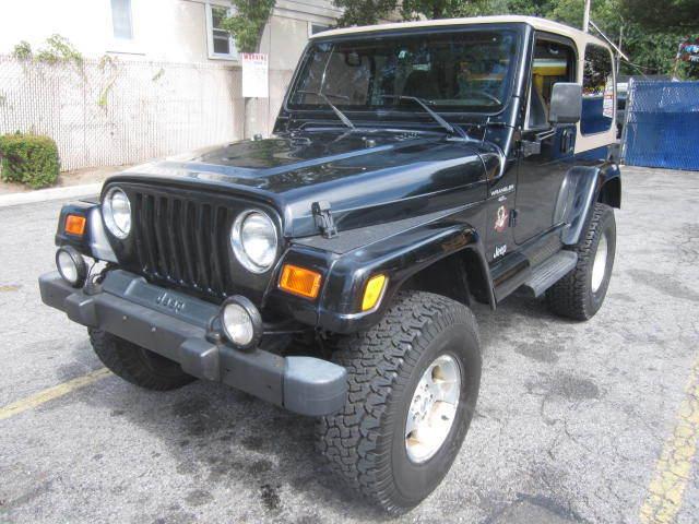 Image 1 of Jeep: Wrangler 2dr Sahara…