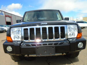 SOLD!!!!!!!!2006 Jeep Commander LIMITED-LEATHER-SUNROOF-DVD-HDTV