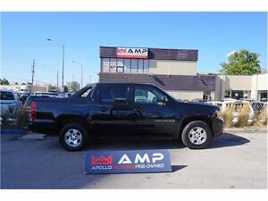 2007 Chevrolet Avalanche LTZ 4WD Leather Big wheels Certified!