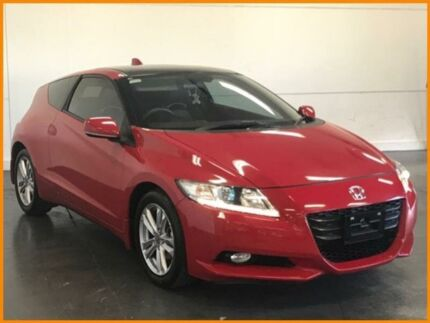 2012 Honda CR-Z Luxury Hybrid Red Continuous Variable Coupe
