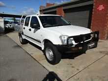 2004 Holden Rodeo RA LX (4x4) White 5 Speed Manual Holden Hill Tea Tree Gully Area Preview