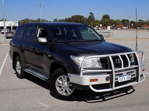 2010 Toyota Landcruiser VDJ200R MY10 GXL 6 Speed Sports Automatic Wagon Maddington Gosnells Area Preview