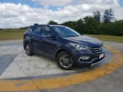 2016 Hyundai Santa Fe DM3 MY16 Active Blue 6 Speed Sports Automatic Wagon Gympie Gympie Area Preview