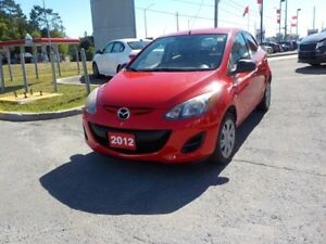 2012 Mazda Mazda2 GX AUT0 ***BEST PRICE IN OTTAWA!!**