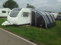 Sprite Major 6 TD (2015) with diamond pack, porch awning, motor mover and all extras
