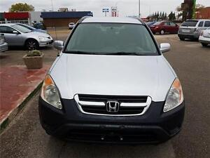 """2002 Honda CR-V EX """"NEW SAFETY"""" """"4WD"""" GREAT CONDITION!!!!"""