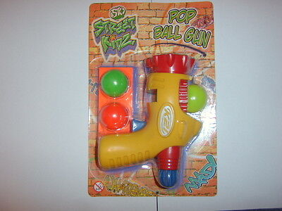 Boys or Girls Toy. Pop Ball Gun. Safe and Fun. Delivery Guaranteed.