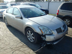 NISSAN MAXIMA (2004/2008/ FOR PARTS PARTS ONLY)