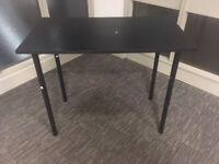 Furniture Side table, black