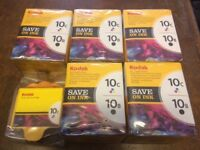Kodak 10C 10B Combo Printer Ink (5 Packs)
